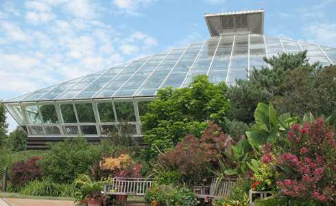 Olbrich Botanical Gardens - Madison Wisconsin