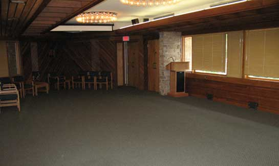 upstairs meeting room for rent