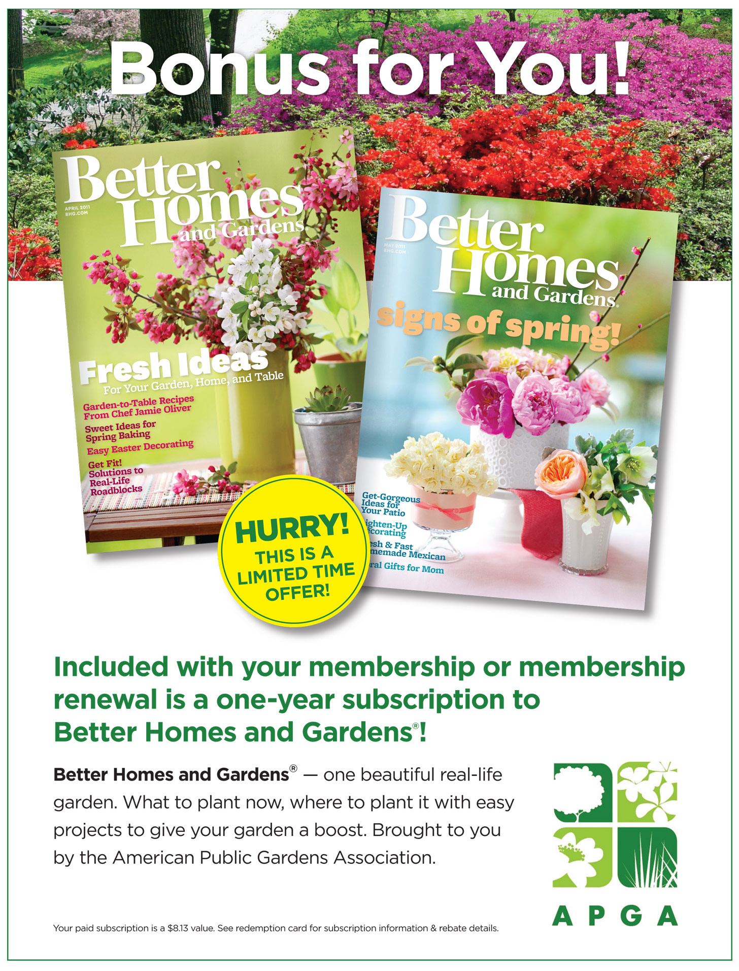 Renew Better Homes And Gardens